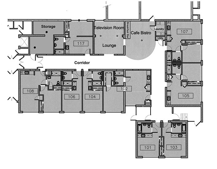 The Orchard Independent Living Site Plan
